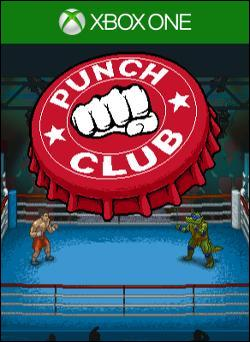 Punch Club (Xbox One) by Microsoft Box Art