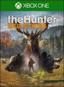 theHunter: Call of the Wild (Xbox One) by Microsoft Box Art