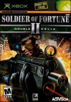 Soldier of Fortune II : Double Helix (Xbox) by Activision Box Art