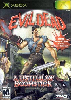 Evil Dead: A Fistful of Boomstick (Xbox) by THQ Box Art