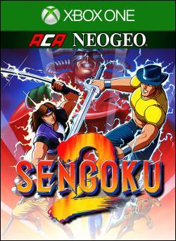 ACA NEOGEO SEGOKU 2 (Xbox One) by Microsoft Box Art