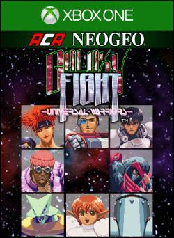 ACA NEOGEO GALAXY FIGHT: UNIVERSAL WARRIORS (Xbox One) by Microsoft Box Art