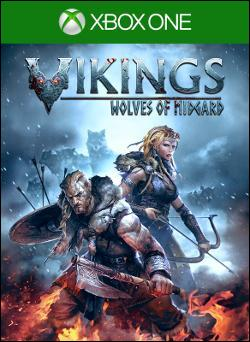 Vikings - Wolves of Midgard (Xbox One) by Microsoft Box Art