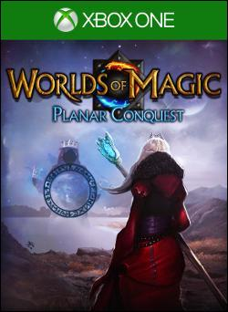 Worlds of Magic: Planar Conquest (Xbox One) by Microsoft Box Art