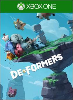 Deformers (Xbox One) by Microsoft Box Art