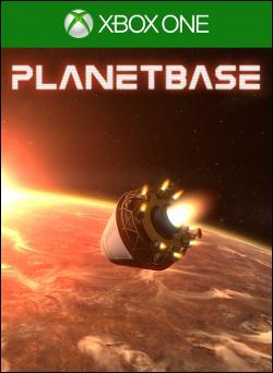 Planetbase (Xbox One) by Microsoft Box Art
