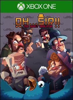 Oh Sir: The Insult Simulator (Xbox One) by Microsoft Box Art