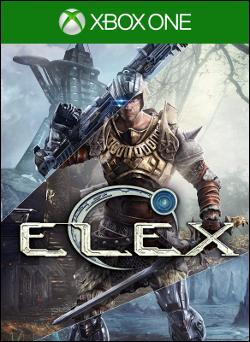 ELEX Box art