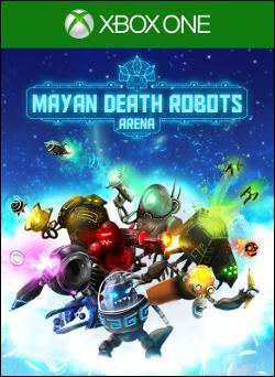 Mayan Death Robots: Arena (Xbox One) by Microsoft Box Art