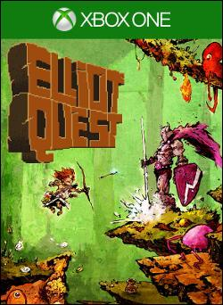 Elliot Quest (Xbox One) by Microsoft Box Art