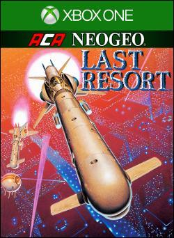 ACA NEOGEO LAST RESORT (Xbox One) by Microsoft Box Art