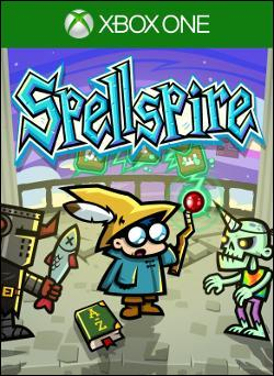 Spellspire (Xbox One) by Microsoft Box Art