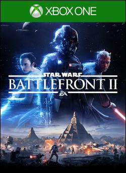 STAR WARS Battlefront II (Xbox One) by Electronic Arts Box Art