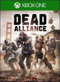 Dead Alliance (Xbox One) by Microsoft Box Art
