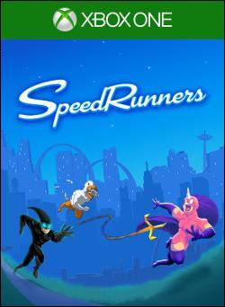 SpeedRunners (Xbox One) by Microsoft Box Art