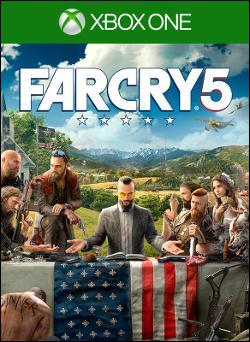 Far Cry 5 (Xbox One) by Ubi Soft Entertainment Box Art