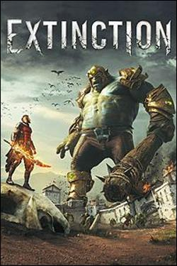 Extinction (Xbox One) by Microsoft Box Art