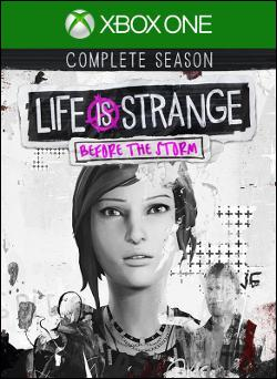 Life is Strange: Before the Storm (Xbox One) by Square Enix Box Art