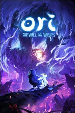 Ori and the Will of the Wisps Box art