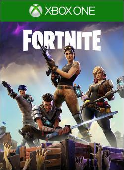 Fortnite (Xbox One) by Microsoft Box Art