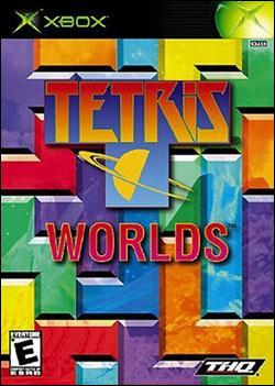 Tetris Worlds (Xbox) by THQ Box Art