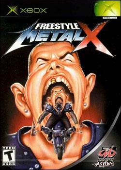 Freestyle MetalX Box art