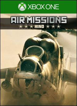 Air Missions: HIND (Xbox One) by Microsoft Box Art