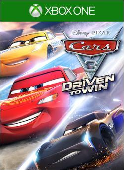 Cars 3: Driven to Win (Xbox One) by Warner Bros. Interactive Box Art