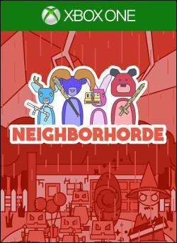 Neighborhorde (Xbox One) by Microsoft Box Art