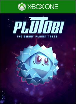 Plutobi: The Dwarf Planet Tales (Xbox One) by Microsoft Box Art
