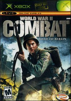 World War 2 Combat: Road To Berlin (Xbox) by Groove Games Box Art