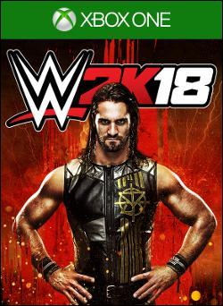 WWE 2K18 (Xbox One) by 2K Games Box Art