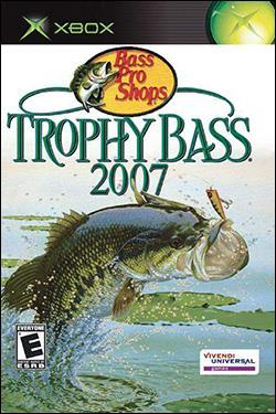 Bass Pro Shops: Throphy Bass 2007 (Xbox) by Vivendi Universal Games Box Art