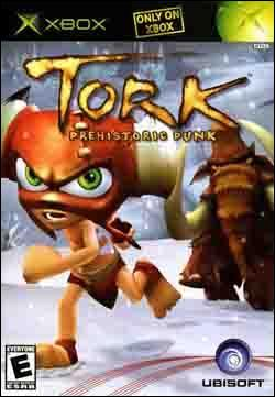 Tork:  Prehistoric Punk (Xbox) by Ubi Soft Entertainment Box Art