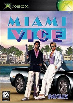Miami Vice (Xbox) by Davilex Box Art