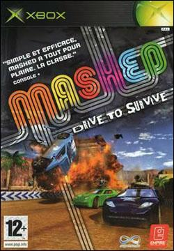 Mashed: Drive to Survive (Xbox) by Empire Interactive Box Art