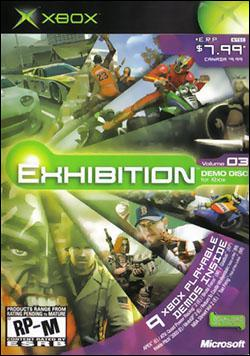 Exhibition: Volume 3 (Xbox) by Microsoft Box Art