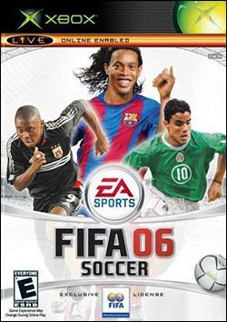 FIFA 06 Soccer (Xbox) by Electronic Arts Box Art