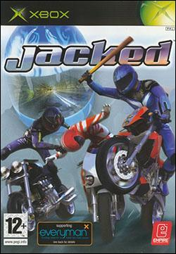 Jacked (Xbox) by Empire Interactive Box Art