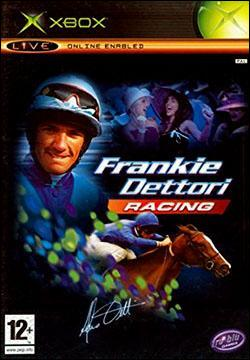 Melbourne Cup Challenge Frankie Dettori Racing (Xbox) by Home Entertainment Providers Box Art