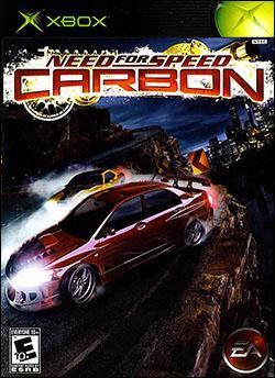 Need for Speed: Carbon (Xbox) by Electronic Arts Box Art