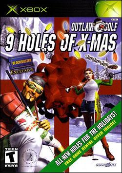 Outlaw Golf: 9 More Holes of X-Mas (Xbox) by Simon & Schuster Interactive Box Art