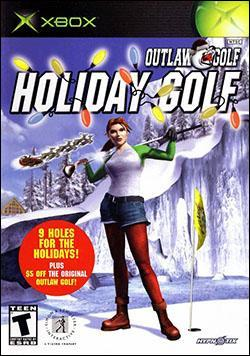 Outlaw Golf: Holiday Golf (Xbox) by Simon & Schuster Interactive Box Art