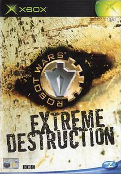Robot Wars: Extreme Destruction (Xbox) by BBC Multimedia Box Art