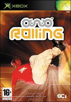 Rolling (Xbox) by Rage Box Art