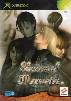 Shadow of Memories (Xbox) by Konami Box Art