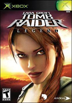 Tomb Raider: Legend (Xbox) by Eidos Box Art
