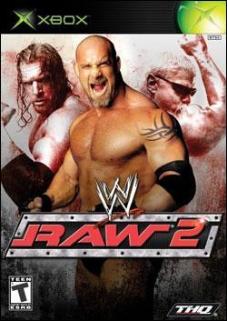 WWE Raw 2 (Xbox) by THQ Box Art