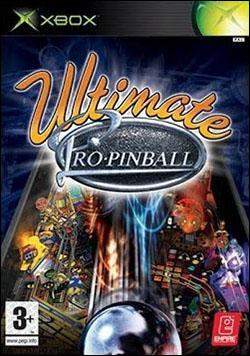 Ultimate Pro Pinball (Xbox) by Empire Interactive Box Art