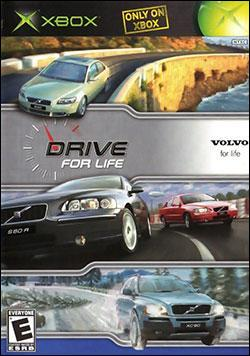 Volvo: Drive For Life (Xbox) by Microsoft Box Art